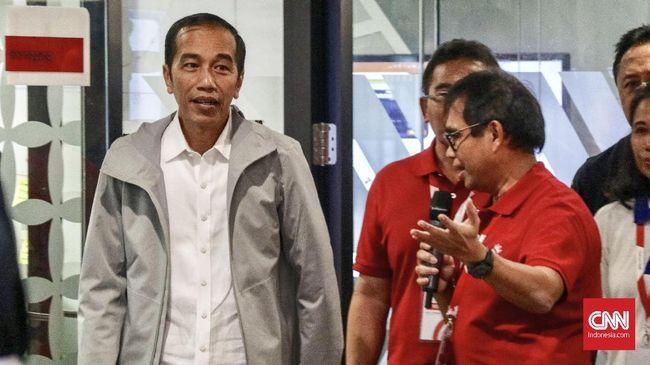 Jokowi Ingin Kerja Pemerintah Tak Dibelenggu Aturan