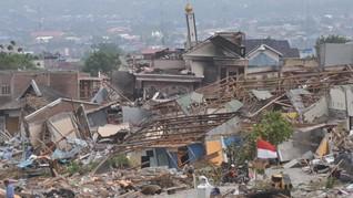 Relokasi Korban Gempa Palu Akan Gunakan Tanah Terlantar