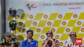 Kondom Iannone yang Bikin Pebalap MotoGP Tertawa