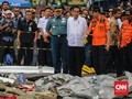 Jokowi soal Syachrul: Peran dan Kontribusi Penyelam Besar