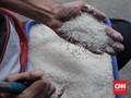 Harga Beras Naik, Jokowi Perintahkan Bulog Operasi Pasar