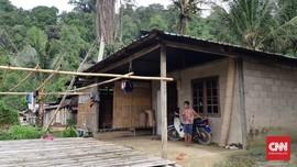 Tanah Air Rasa Malaysia di Entikong