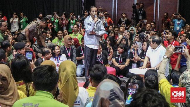 Bappenas 'Pede' Target 10 Juta Lapangan Kerja Jokowi Tercapai