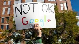 Layanan Google Sempat Terganggu 2 Jam