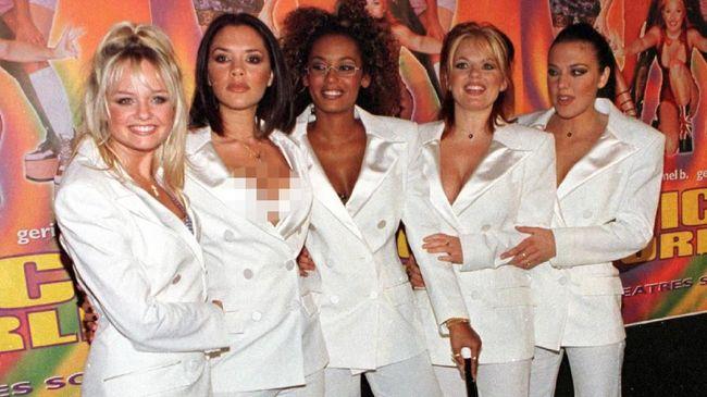 Spice Girls Berurai Air Mata Usai Umumkan Tur Reuni