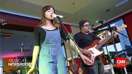 Music at Newsroom: Reality Club - 'A Graceful Retreat'