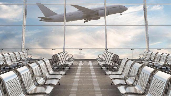 8 Ruang Tunggu Bandara Termewah Dunia