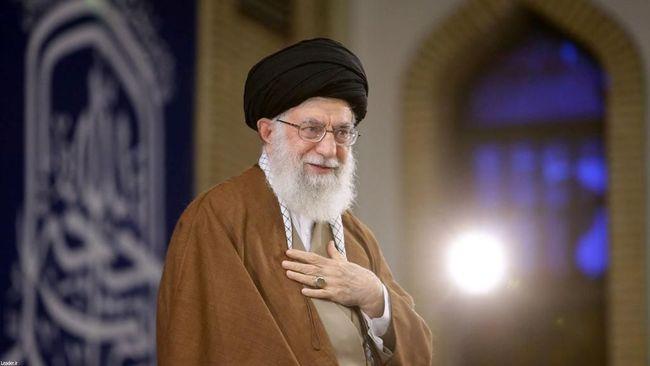 Khamenei Sebut Iran Tak Akan Berperang dengan AS