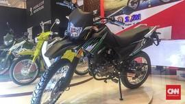 Honda CRF150L Ditantang Merek Malaysia