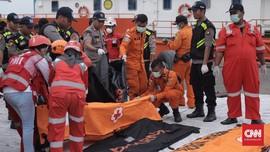 Pencarian Korban Lion Air JT-610 Diperpanjang Tiga Hari