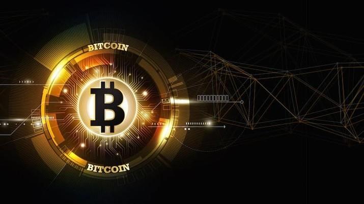 Harga Bitcoin melonjak hingga menembus US$10.000 per koin, padahal dunia sedang was-was dengan wabah virus corona.