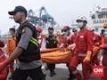 RS Polri Terima 185 Kantong Jenazah Korban Lion Air