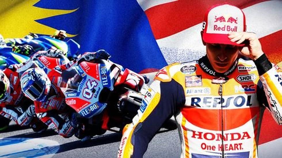 Masih Sengit di MotoGP Malaysia 2018