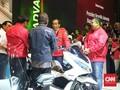 Honda 'Jemawa' Soal Skutik Listrik