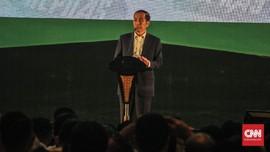 Masa Kampanye, Jokowi Minta Relawan Tak Jatuhkan Lawan