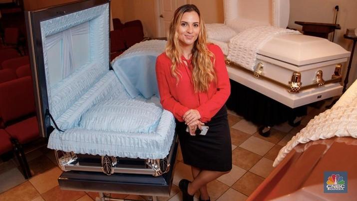 Memiliki bisnis kamar mayat, tentu ini masih terdengar asing bagi semua orang.