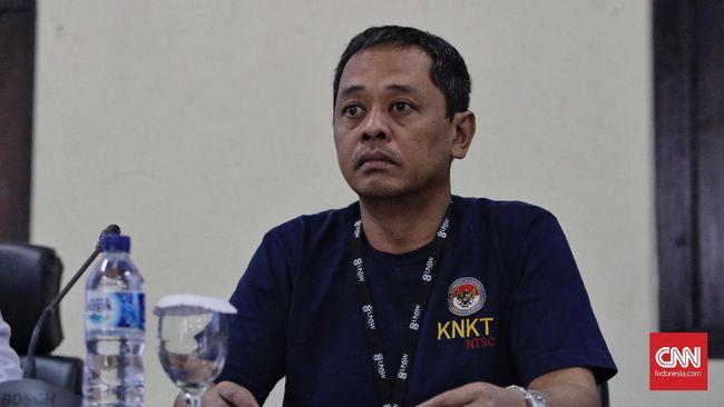 KNKT Curigai Kerusakan AOA Penyebab Lion Air PK-LQP Jatuh