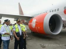 Menhub Putuskan Audit Khusus Lion Air
