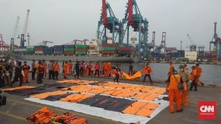 Total Korban Lion Air Teridentifikasi 77 Orang
