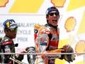 Honda Akui Tak Selalu Sempurna untuk Marquez