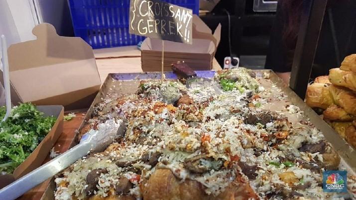 Ayam Geprek Hingga Wagyu Steak di Jakarta Culinary Festival