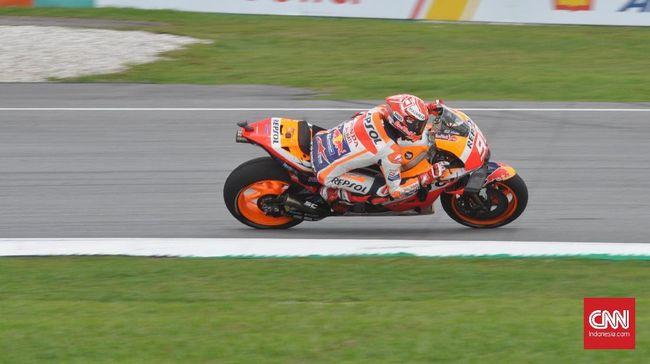 Klasemen MotoGP Usai Marquez Menang di Malaysia