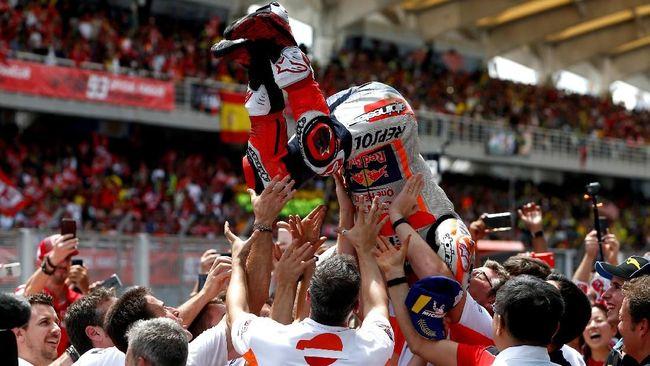 KTM Akui Pernah Incar Marc Marquez