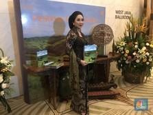 Anita Chairul Tanjung Luncurkan Buku Pesona Indonesia