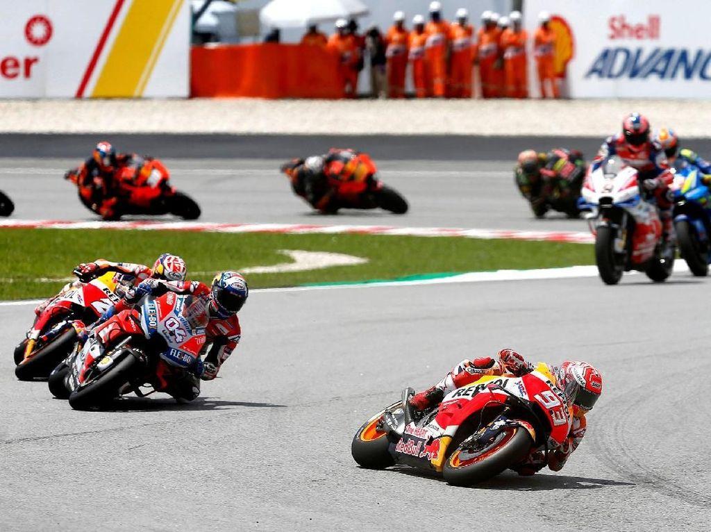 Balapan MotoGP di Sirkuit Jalan Raya, Amankah?
