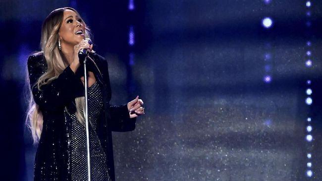 Mariah Carey Ungkap Alasan Fan Buat Album Lawasnya Jadi Juara