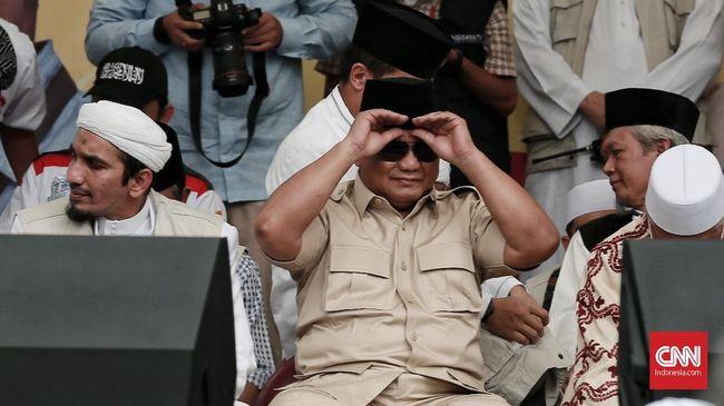 Prabowo Sebut Korupsi di Indonesia Bak Kanker Stadium Empat