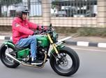 Jokowi: Antara Petai, Tempe, dan Kawasaki