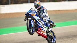 Jorge Martin Juara Dunia Moto3 2018