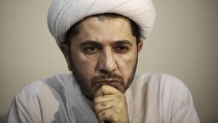 Pemimpin Oposisi Bahrain Terancam Hukuman Seumur Hidup