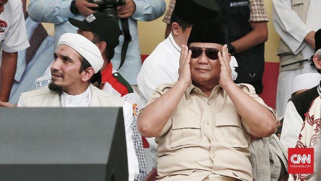Wacana Prabowo Mundur Pemilu Dinilai Sekadar Gertak Sambal