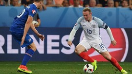 Laga Terakhir Wayne Rooney, Inggris Menang 3-0 Atas AS