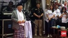 Ma'ruf Amin: Saya Sebenarnya Tidak Mau Jadi Cawapres