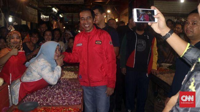 Curhat Jokowi Kurang Istirahat: Saya Juga Manusia Biasa