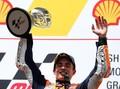 Marquez Punya Kemampuan Pecahkan Rekor Rossi dan Stoner