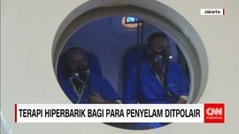 Terapi Hiperbarik untuk Para Penyelam Lion Air PK-LQP