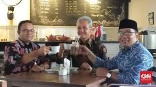 Tolak Voting Anies Vs Ridwan Kamil, Ganjar Pilih Musyawarah