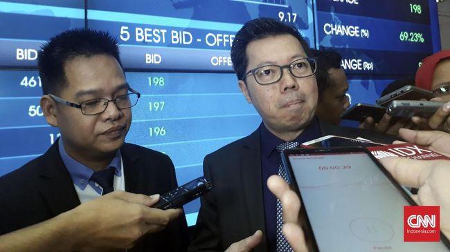 Saham Kota Satu Kena 'Auto Rejection' di Perdagangan Perdana