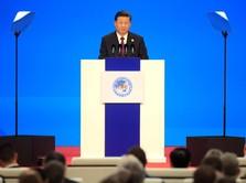 Xi Jinping Ubah Strategi Ekonomi China, Siap Putus dengan AS?