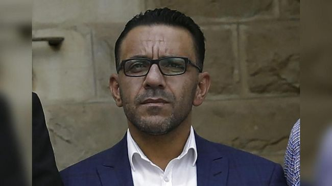 Israel Razia Kantor Gubernur Palestina di Yerusalem