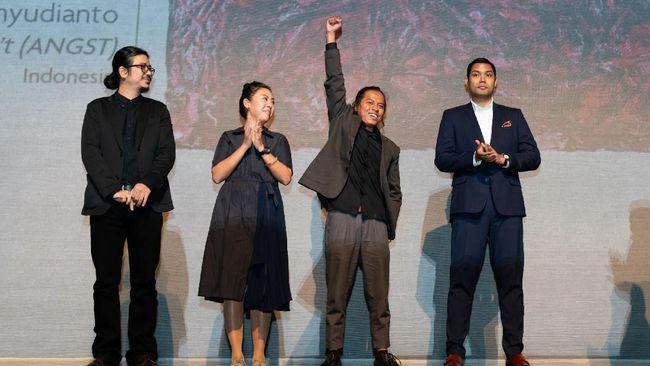 Seniman Indonesia Raih Penghargaan Tingkat Asia Tenggara