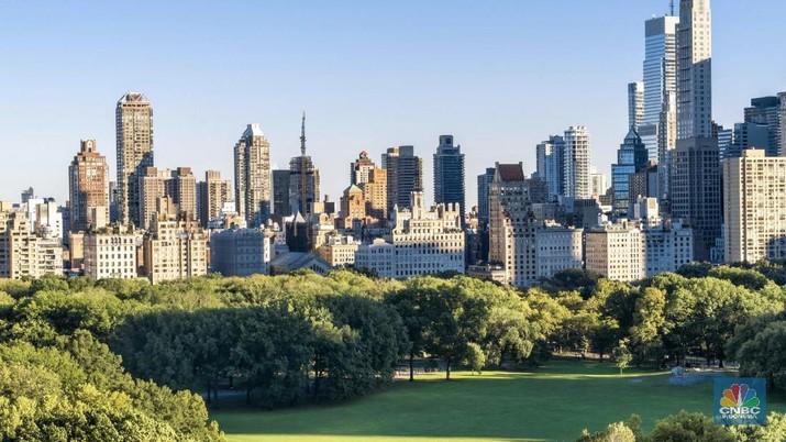 Mengintip Mewahnya Apartemen Seharga Rp 270 M di New York