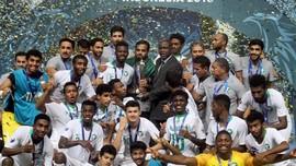 Timnas Arab Saudi U-19 Juara Piala Asia 2018