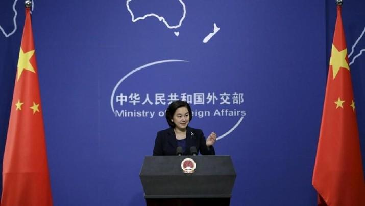 Berunding dengan AS, China Pasang Harapan Tinggi