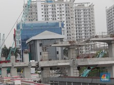 Sektor Konstruksi Sumbang 0,57% Terhadap Ekonomi RI