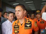Kabasarnas Menangis, Janji Evakuasi Korban Lion Air JT-610